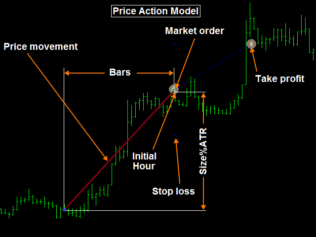 Belkaglazer Price Action Model